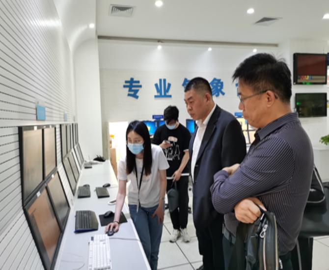 图片新闻:重庆石油天然气交易中心与北京玖天气象签署战略合作协议