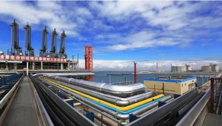 探访青岛LNG接收站:让洁净能源保供千万家