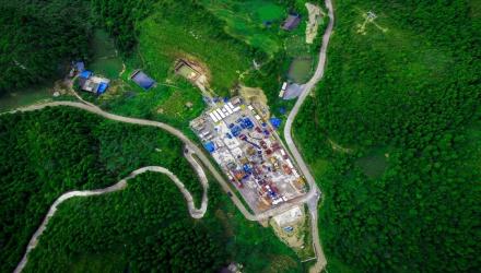 华北最大天然气地下储气库群建成